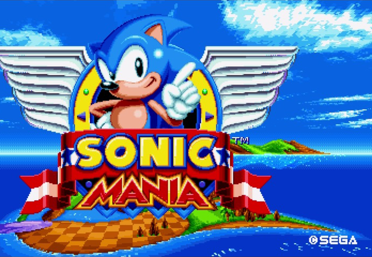 La preventa de Sonic Mania digital ya se encuentra disponible. (Contexto/Internet).