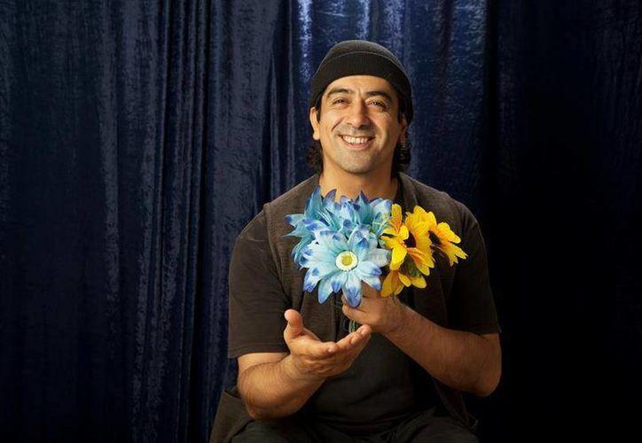 Daniel Gallo, artista clown, ofrecerá una obra de teatro para adultos durante este mes. (Cortesía)