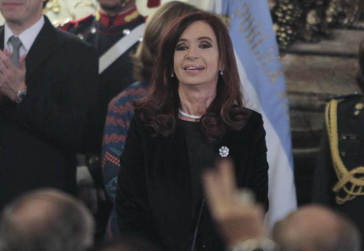 La presidenta argentina Cristina Fernández tuvo en el pasado diferencias con el entonces arzobispo de Buenos Aires, Jorge Bergoglio. (Archivo/EFE)