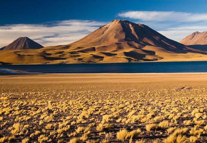 La conferencia tratará sobre uno de los lugares más secos de la Tierra, el desierto de Atacama. (Contexto/Internet)