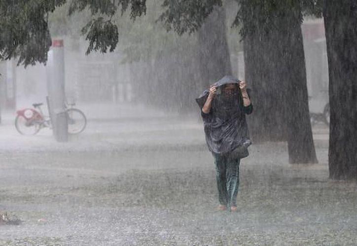 Vientos fuertes con rachas de vientos iguales o superiores a 50 kilómetros por hora se prevén en Chihuahua, Coahuila y Tamaulipas, entre otros. (Contexto/Internet)