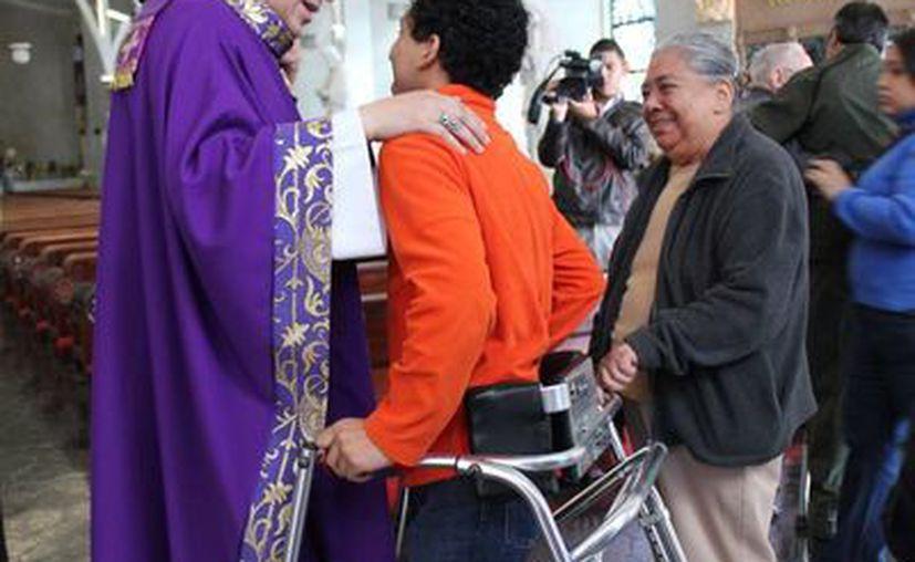 El nuevo Arzobispo de Yucatán, Mons. Gustavo Rodríguez Vega, tomará oficialmente el cargo este miércoles 29 de julio. (SIPSE)