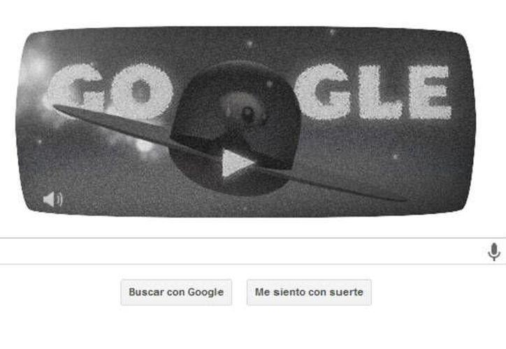 Google dedica su Doodle al incidente de Roswell, Nuevo México, cuando un supuesto ovni se estrelló, en 1947 (Tomada de Google)