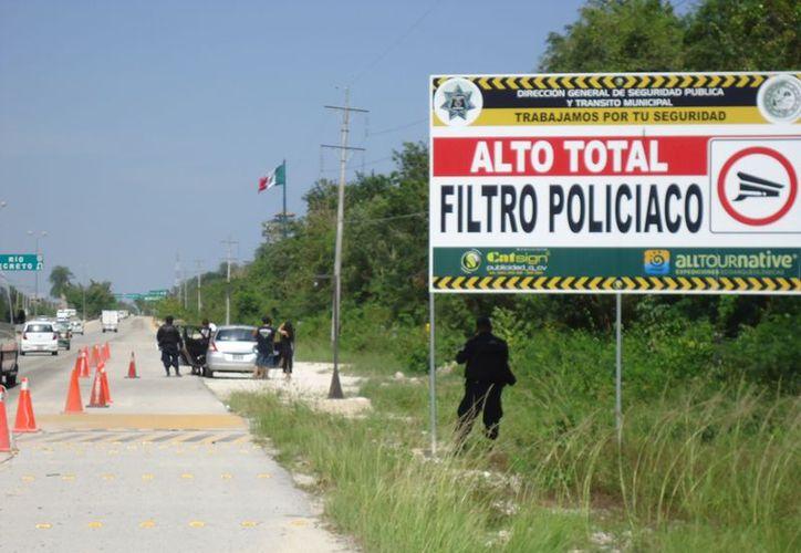 Actualmente no hay constancia de algún registro físico de los Arcos de Inspección. (Adrián Barreto/SIPSE)