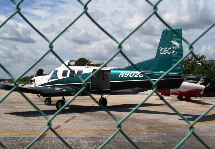 La edificación del nuevo aeródromo se situará cerca de la población de Puerto Aventuras. (Octavio Martínez/SIPSE)