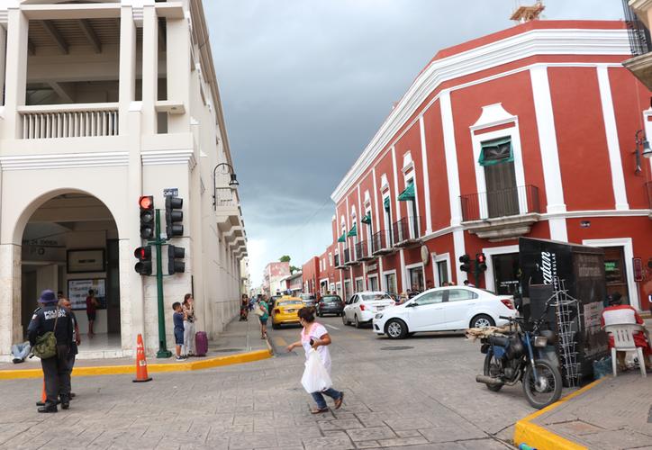 Hay probabilidad de chubascos con tormentas puntuales fuertes en el oriente, centro y noroeste de Yucatán. (Milenio Novedades)