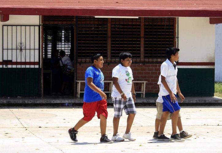 El DIF promueve los Consejos Promotores de Paz en 60 institutos de tres municipios. (Jorge Carrillo/SIPSE)