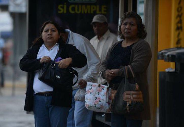 Para este miércoles, según la Uady, la máxima temperatura en Mérida será de 28 grados y no se espera que llueva. (SIPSE)