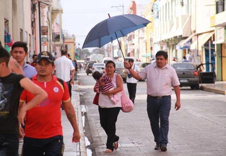 Este martes se registraron 37.7 grados en Yucatán, la temperatura más alta en lo que va del año, y además se espera que en el transcurso de la semana se llegue a los 40 grados. (Milenio Novedades)
