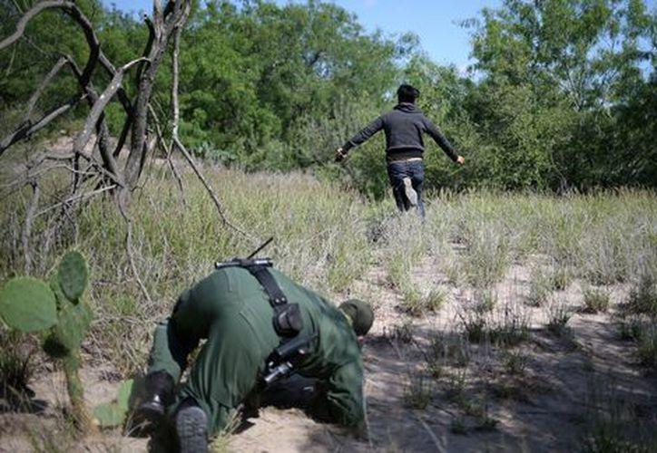 En días pasados, el gobierno estadounidense alertó de un incremento en el número de detenciones. (Reuters)