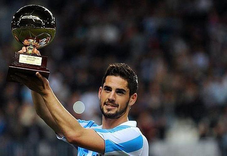 El jugador Isco Alarcón es uno de los que ha recibido el premio Golden Boy. (Contexto/Internet)