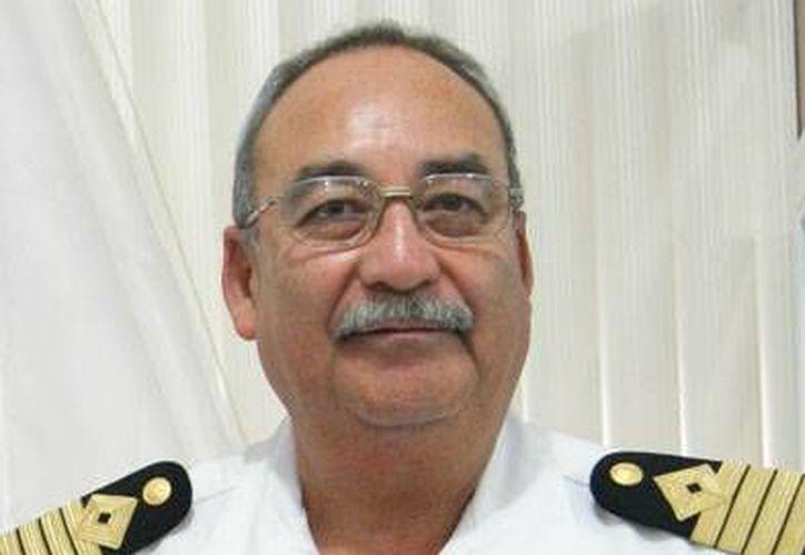 El capitán Córdoba Araico agradeció a los progreseños el apoyo que le brindaron. (SIPSE)