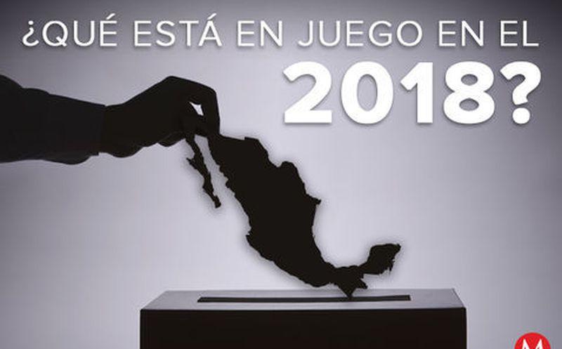 Elecciones 2018, una de las más grandes en el país. (Foto: Milenio)