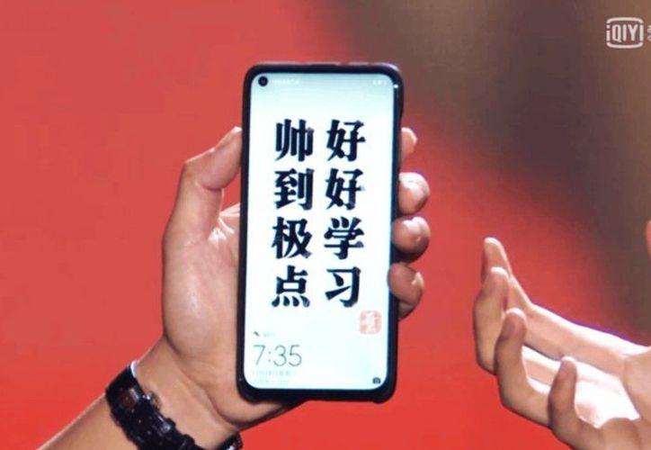 Se especula que podría tratarse del nuevo Xiaomi Mi MIX 3S. (Foto: Contexto/Internet)