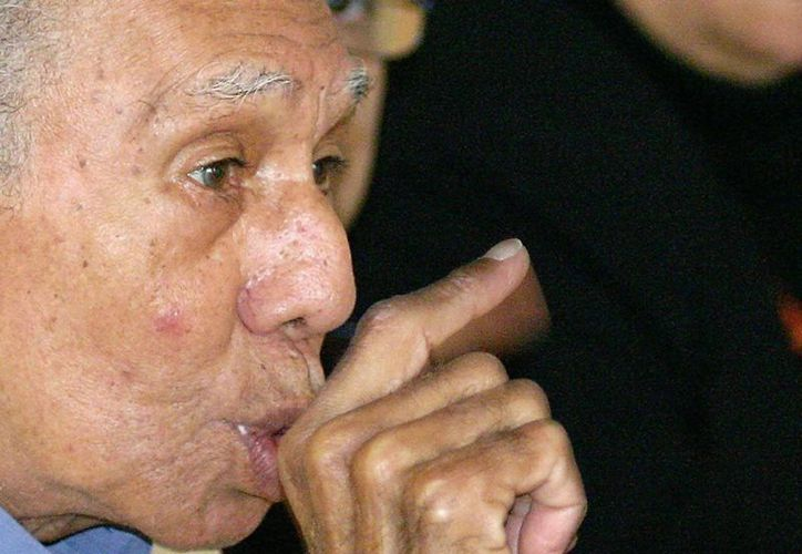 El fallecido compositor cubano César Portillo de la Luz. (EFE/Archivo)