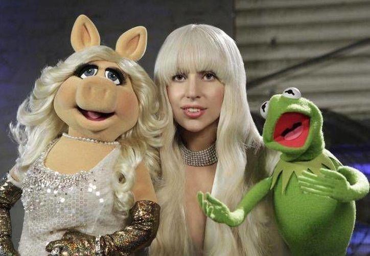 En octubre se informó del Lady Gaga & The Muppets Holiday Spectacular, que se transmitirá mañana. (nydailynews.com)