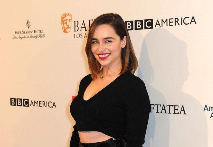 La nueva película en la que participará Emilia Clarke, iniciará grabaciones el próximo enero y saldrá al cine en mayo de 2018. (EFE)