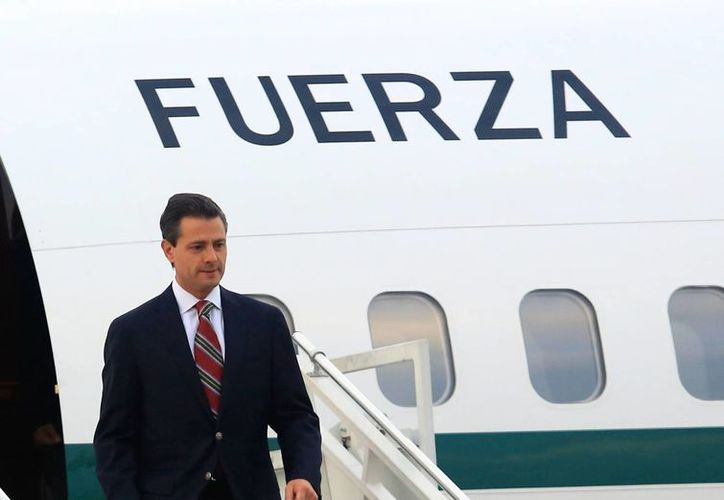 El presidente EPN retomará sus actividades el próximo lunes, tras tomar un periodo vacacional que inicia este miércoles. (Archivo/Agencias)