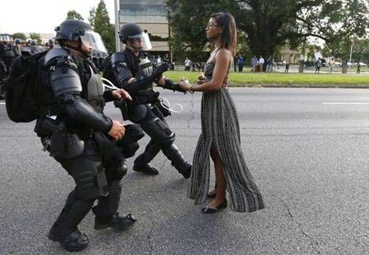 """La Asociación Internacional de Jefes de Policía emitió este lunes una disculpa formal a 'las comunidades de color"""", por el """"maltrato histórico' cometido. (Foto de contexto: cubadebate.cu)"""