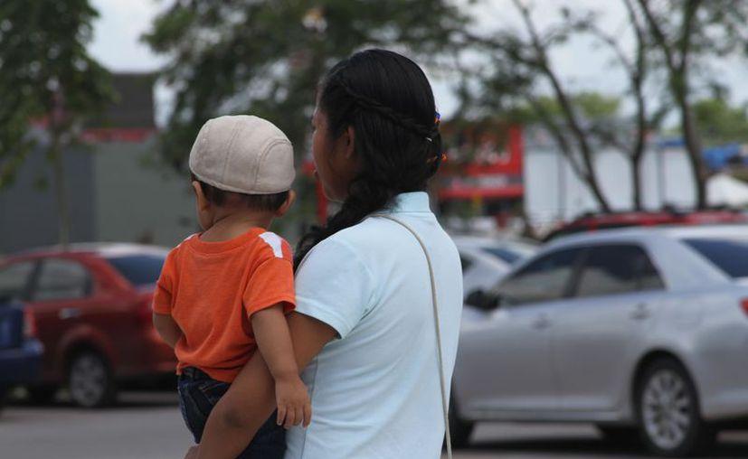 El embarazo en las adolescentes afecta a tres sectores: educación, economía y salud. (Joel Zamora/SIPSE)