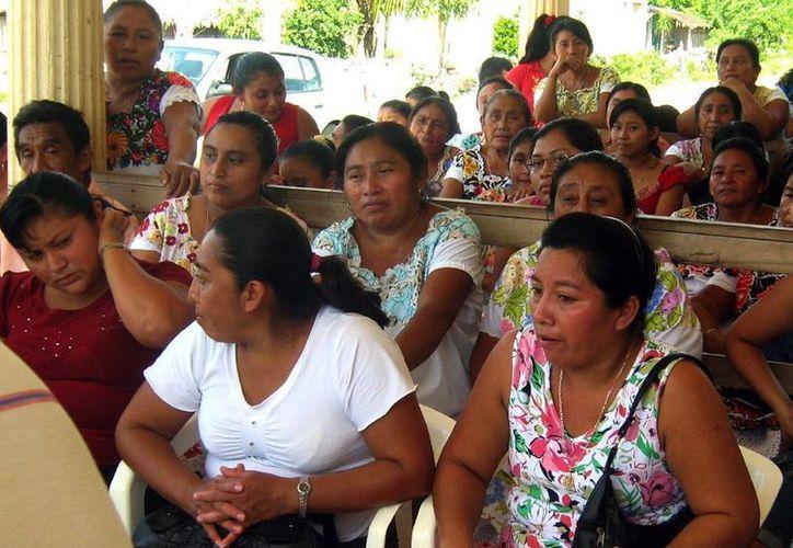 El programa Oportunidades incorpora a 140 mil familias yucatecas de los 106 municipios. (Milenio Novedades)