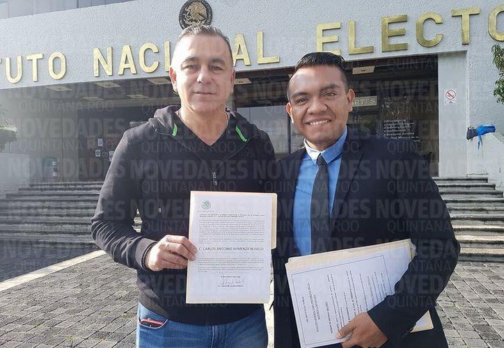 Mensajes 'amenazantes' en contra de un periodista fueron el motivo de su vinculación. (Foto: Pedro Olive/SIPSE).