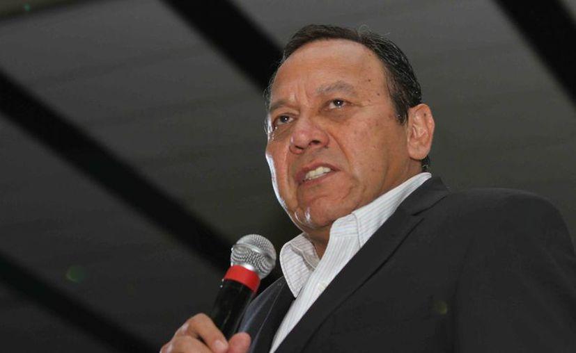 Zambrano, titular del PRD, dijo que en 2015 habrá 'una segunda expropiación petrolera'. (Archivo/SIPSE)
