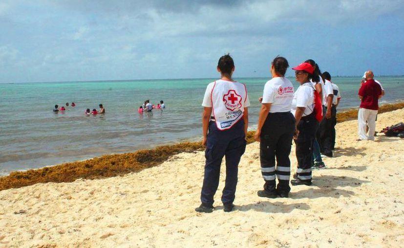 La Cruz Roja tendrá este verano una lancha para realizar rescates acuáticos. (Daniel Pacheco/SIPSE)