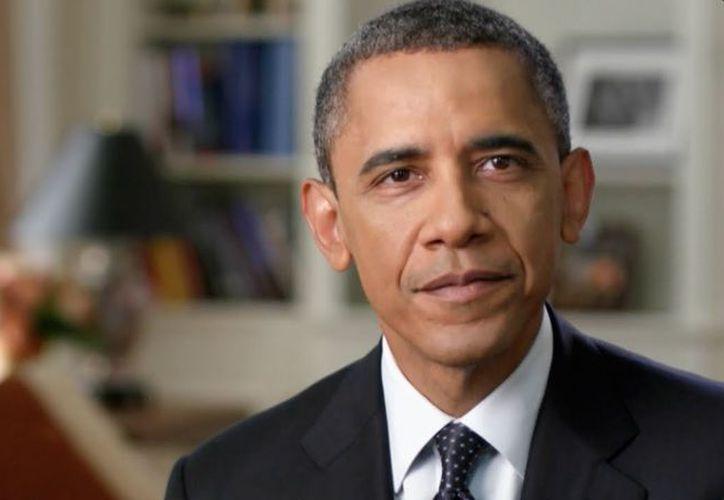 Barack Obama será el primer entrevistado de David Letterman en su programa de Netflix (Foto: You Tube)