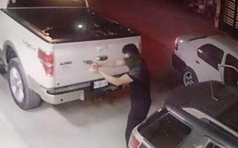 Atacan a balazos a pareja en Apodaca