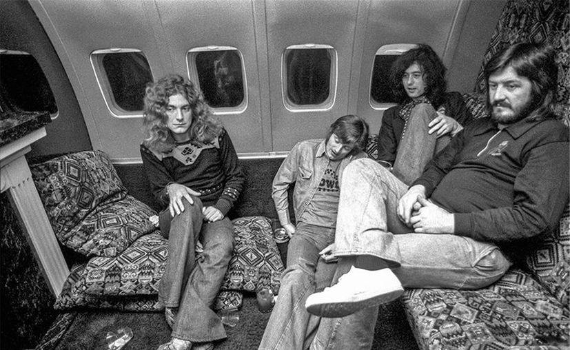 """Hace dos años el jurado en una corte federal en Los Angeles concluyó que Led Zeppelin no copió el famoso riff de la pieza """"Taurus"""" de la banda Spirit. (Foto: Morrison Hotel Gallery)"""