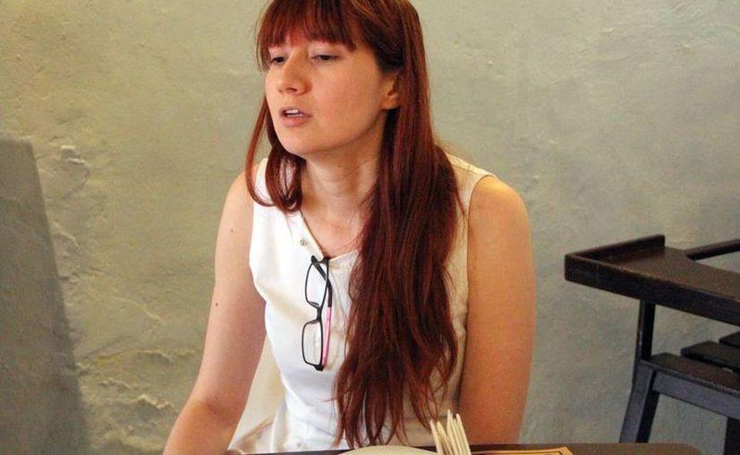 Grettel Rodríguez Almeida fue agredida a cuchillazos por su entonces novio hace 5 años y medio. (Milenio Novedades)