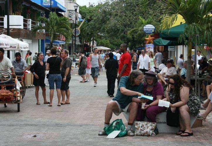 El verano ya está vendido y el efecto en la temporada baja es menos relevante en la Riviera Maya. (Adrián Barreto/SIPSE)