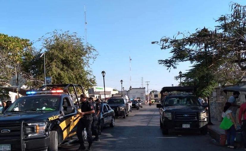 """Familia de Umán no respeta la """"ley seca"""" y todo termina en violencia. (Foto de Contexto)"""