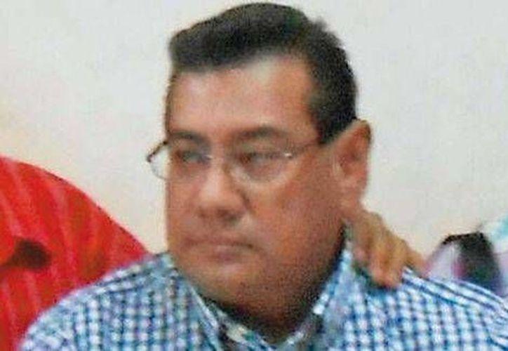 Alfredo Jaime de la Torre, hoy preso, trabajó en la administración estatal de Marco Adame Castillo (2006-2012). (Milenio)