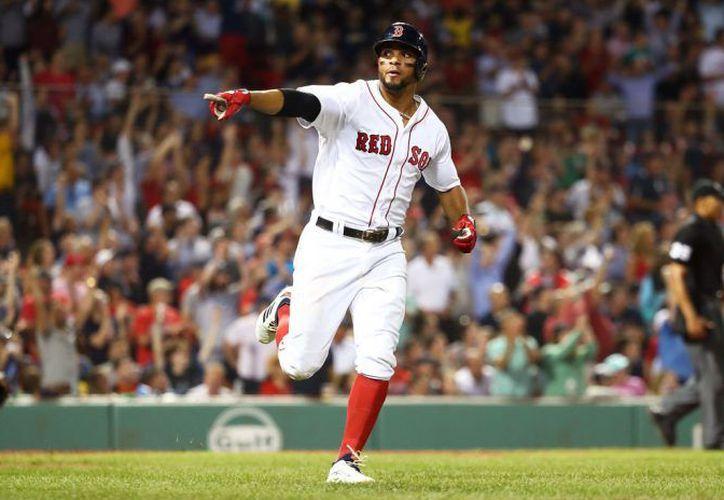 Los  Boston Red Sox vencieron 10-4 a los Cleveland Indians. (Getty Images)