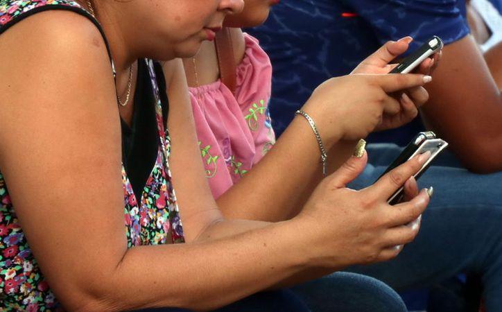 Usan Whatsapp para intimidar. (Foto: Milenio Novedades)