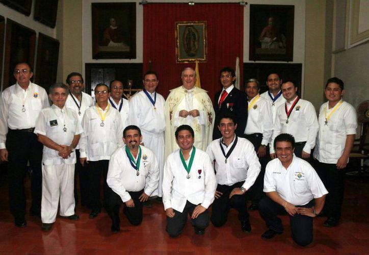 """El Consejo 2109 """"Don Francisco de Montejo"""" es el más antiguo del Estado. (Milenio Novedades)"""