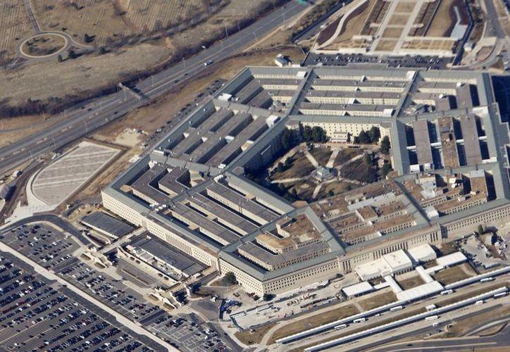 """Oficinas del """"Pentágono"""", desde donde se ordenó que haya clases de meditación para evitar suicidios en veteranos de guerra. (Agencias)"""