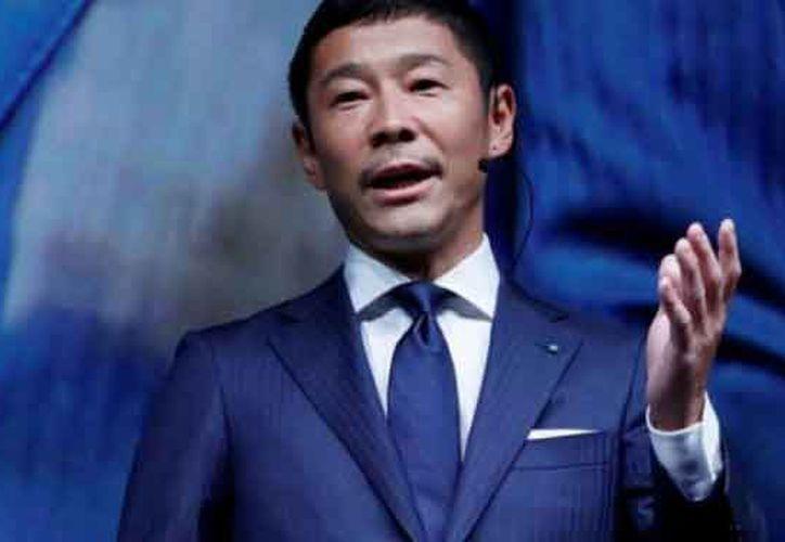 El vuelo de Yusaku Maezawa tendrá lugar en 2023. (excelsior.com)