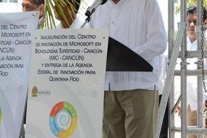 Inauguran primer Centro de Innovación de Microsoft en Cancún