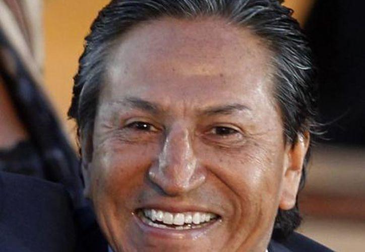 Alejandro Toledo, presidente de Perú en el periodo 2001-2006. (Agencias)