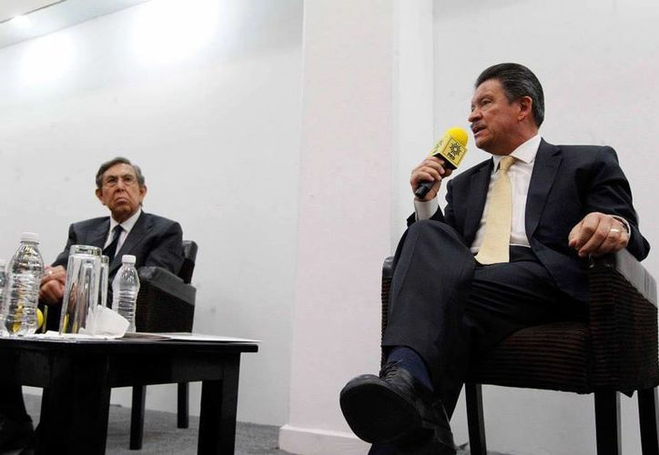 Cuauhtémoc Cárdenas dijo que es urgente recuperar la credibilidad del partido. (Facebook/Carlos Navarrete Ruiz)