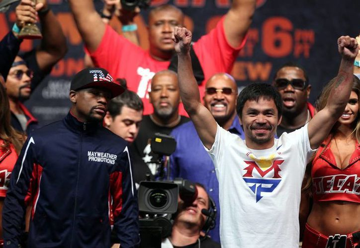 Nike dijo que no tendrá más relaciones comerciales con Manny Pacquiao, por sus declaraciones homofóbicas. (Notimex)