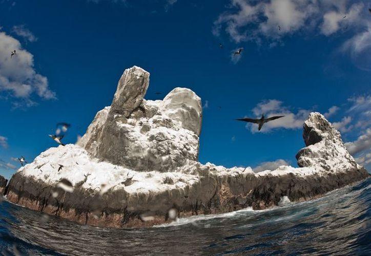 Las Islas Revillagigedo son un grupo de islas en el Océano Pacífico. (RadioLevy).
