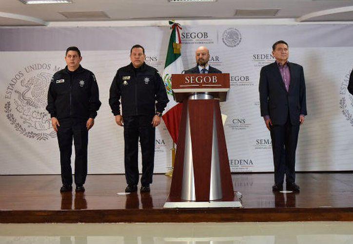 Elementos de la Policía Federal en Tijuana, Baja California, detuvieron a una presunta cabecilla de una banda de secuestradores en Morelos. (Foto: Radio Fórmula)