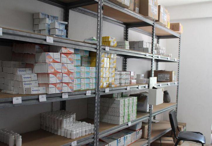 Preocupa desabasto de medicamentos en Chetumal. (Harold Alcocer/SIPSE)