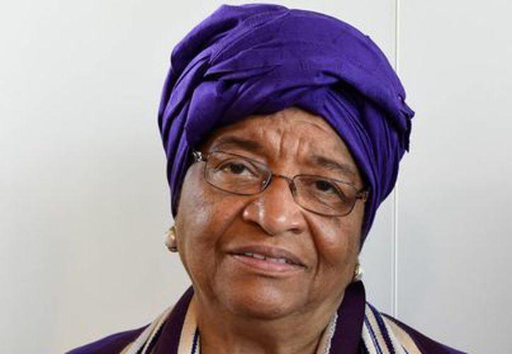 Sirleaf es la primera mujer en llegar a la jefatura del Estado de un país africano. (AP)