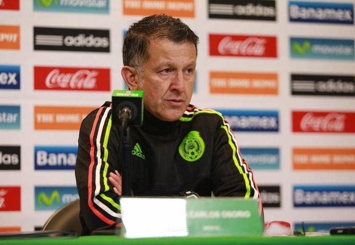 Juan Carlos Osorio tendrá su primera prueba de fuego cuando enfrente la próxima Copa América, para eso antes tendrá que dictaminar a sus elegidos para enfrentar este torneo. (Archivo Notimex)