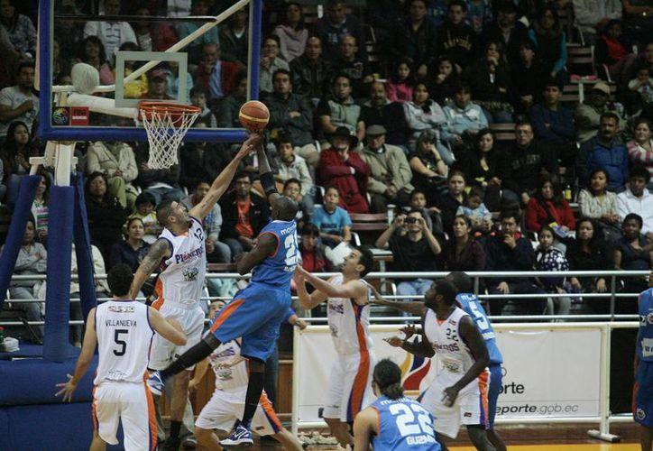 El primer cuadrangular semifinal se jugará del 15 al 17 de marzo en Buenos Aires, Argentina. (Redacción/SIPSE)